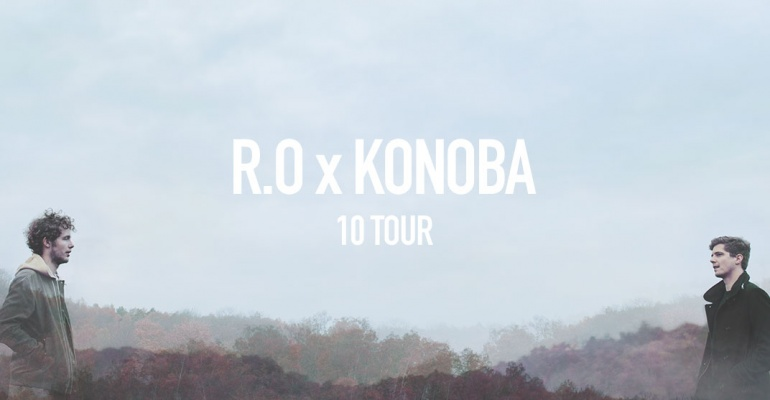"""Konoba x R.O połączyli siły i wracają w unikalnym projekcie """"– 10 –"""""""