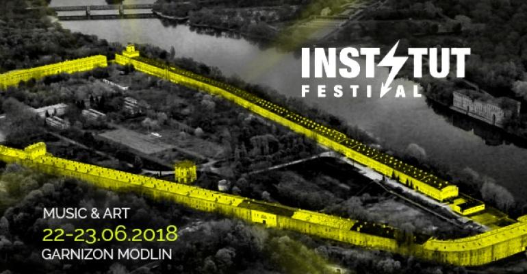 Instytut Festival 2018 Music & Art wystartuje w kolejny weekend