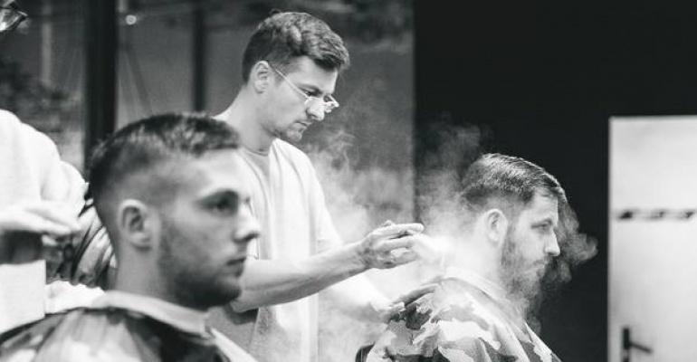 Gdzie się strzyc?Barber Shop