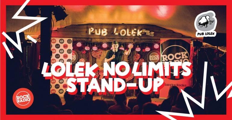 Lolek No Limits, czyli Stand-up w Lolku
