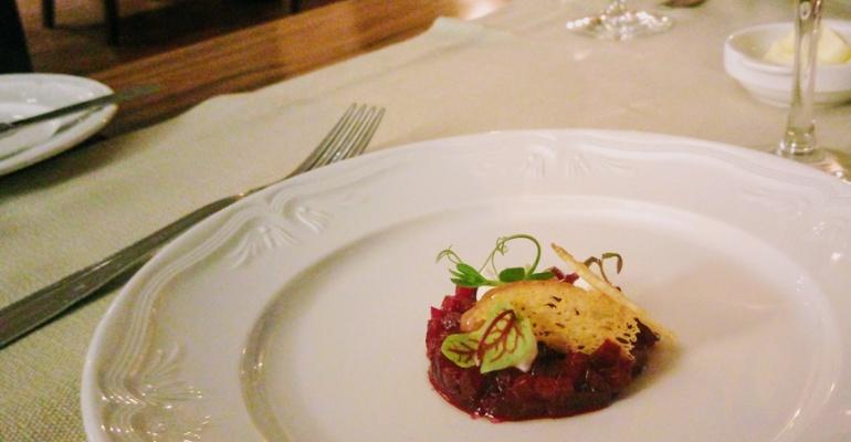 Festiwal Fine Dining Week już niedługo!Fork Restaurant - przedpremiera festiwalowego menu
