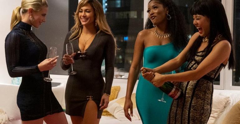 Ślicznotki podczas jesiennego Ladies Night