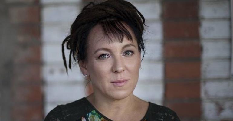 Olga Tokarczuk z Noblem!
