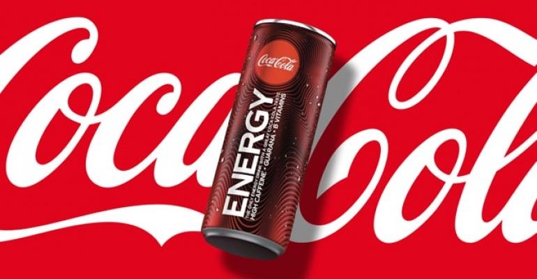Coca Cola Energy – ulubiony smak w nowym wydaniu!