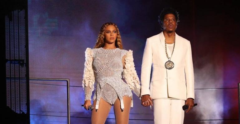 Darmowe koncerty dla wegan? Tylko od Beyonce i Jay-Z
