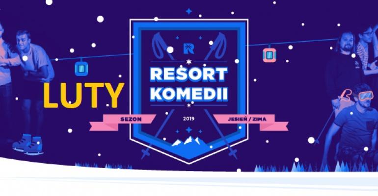 Resort komedii – rozkład na luty