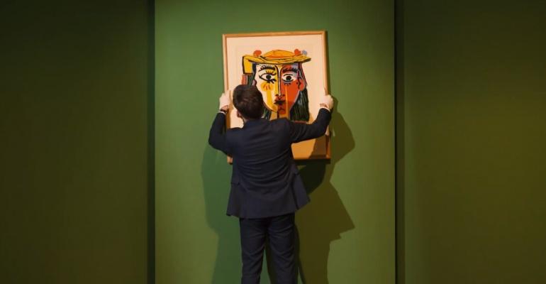Pablo Picasso w MNW – trwa pokaz specjalny z cyklu Skarby Muzeum