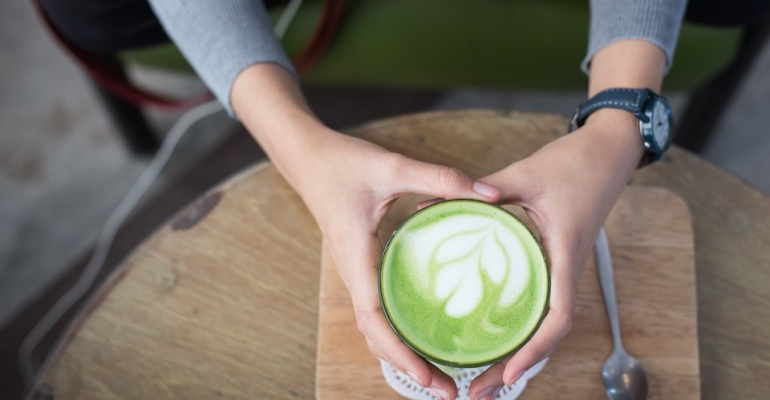 Co zamiast kawy? TOP 5 matcha w Warszawie
