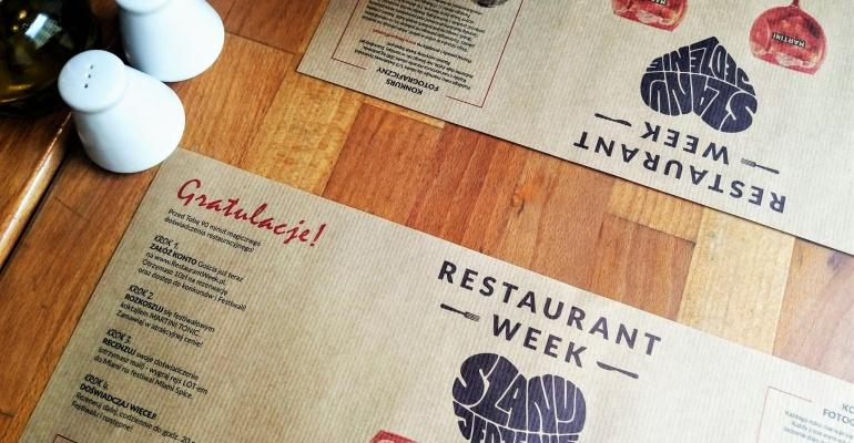Restaurant Week w resturacji La Tomatina