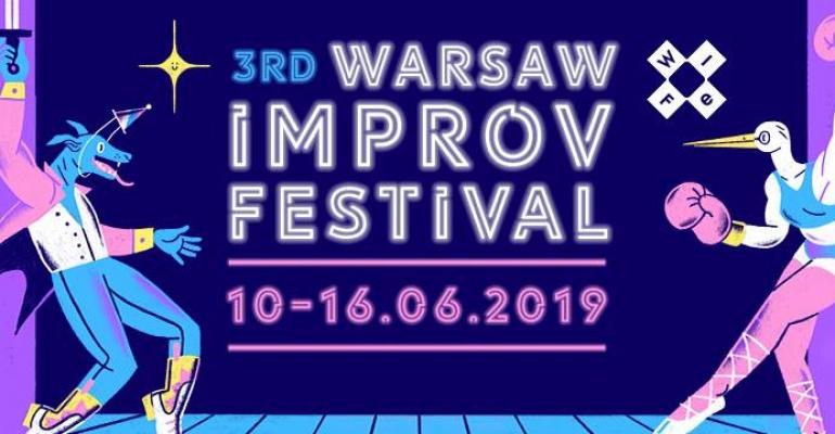 Już za chwilę - Warsaw Improv Festiwal!