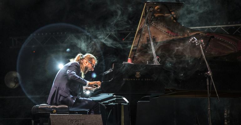 Leszek Możdżer z koncertem we Wrocławiu