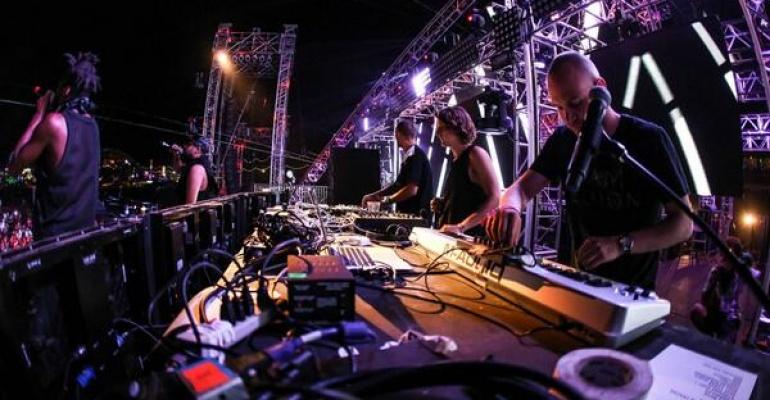 3. ogłoszenie artystów line–upu Audioriver 2020