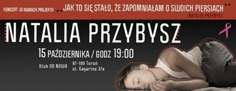 Koncert Natalii Przybysz
