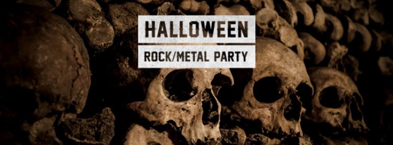 HALLOWEEN: Rock / Metal Party