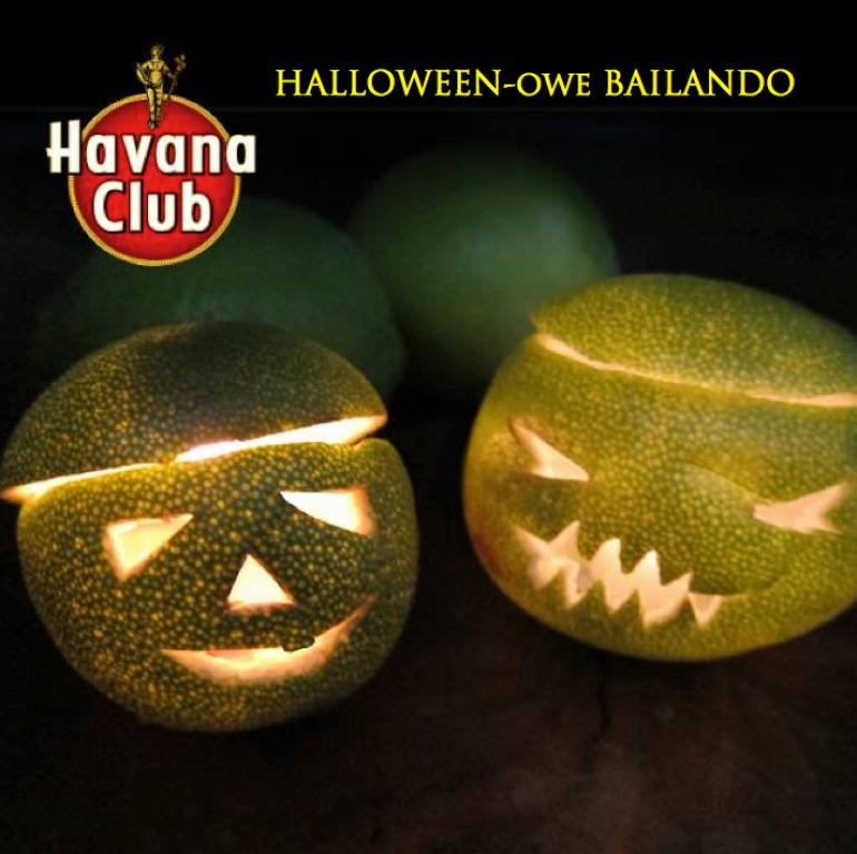 HALLOWEEN-OWE BAILANDO