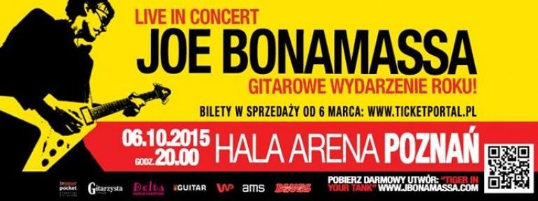 JOE BONAMASSA | Gitarowe Wydarzenie Roku