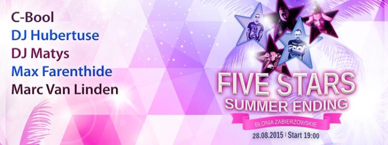 Five Stars Summer Ending Kraków