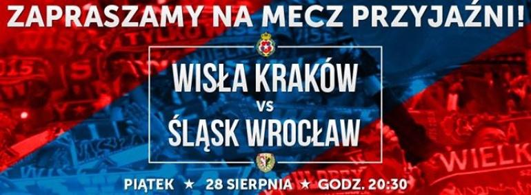Wisła Kraków - Śląsk Wrocław
