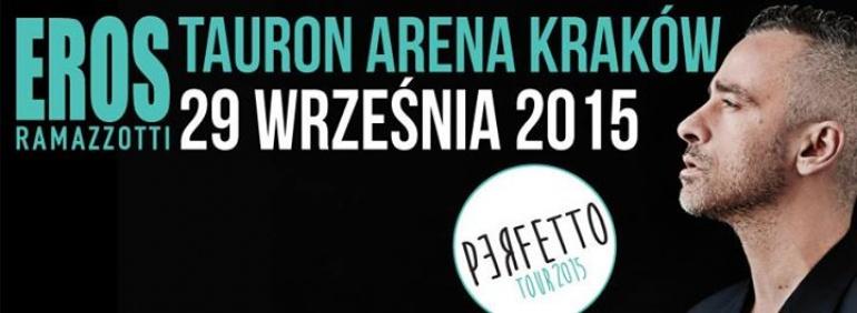 Eros Ramazzotti - PERFETTO TOUR 2015