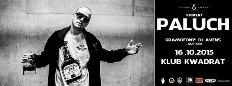 16.10 - PALUCH / DJ AVENS koncert