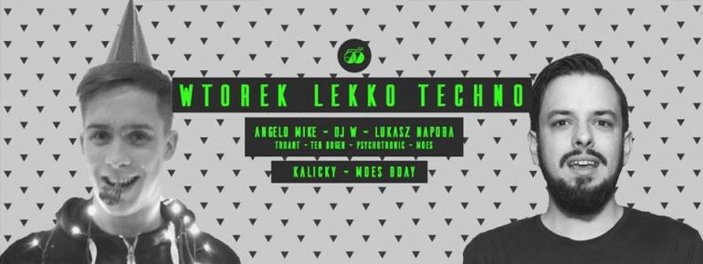 Wtorek Lekko Techno