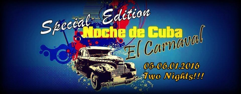 Noche de Cuba - El Carnaval