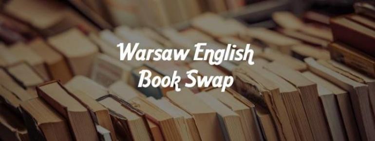 English Book Swap #1
