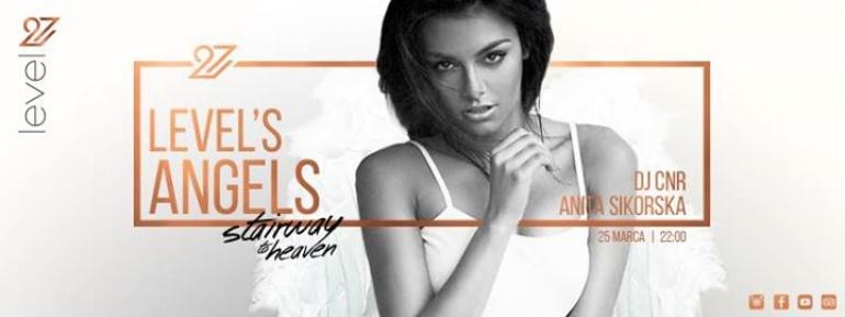 Level's Angels part 2 with Anita Sikorska!