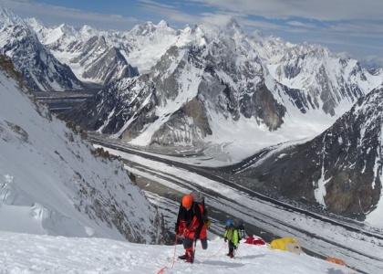 Pakistan. Od lodowców Karakorum nad morze w Karaczi