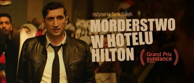 Znalezione obrazy dla zapytania morderstwo w hotelu hilton