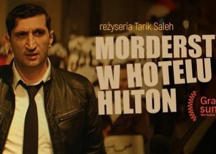 Morderstwo w hotelu Hilton - pokazy prasowe