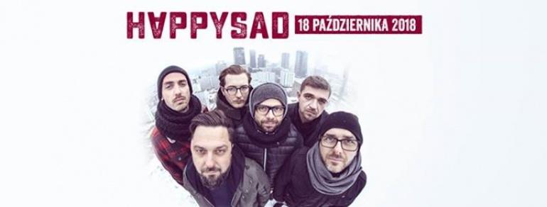 Happysad, Klub Stodoła, 18.10.2018