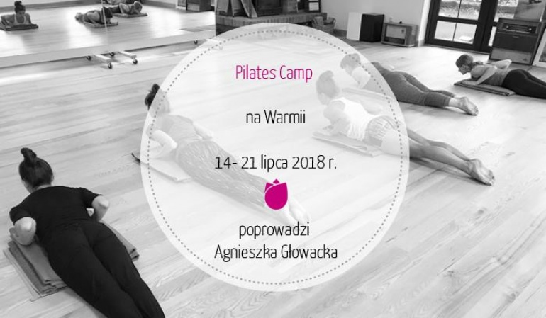 Pilates Camp na Warmii