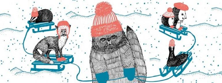 Ferie zimowe z Kinem Dzieci