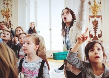 Royal stories czyli warsztaty językowe dla rodzin z dziećmi