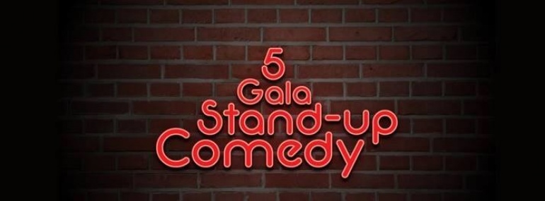 5 Gala Stand-up Comedy