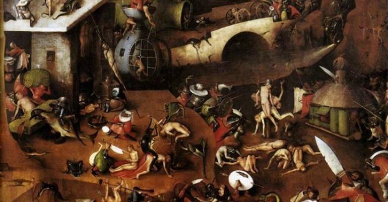 Osobliwy świat Hieronymusa Boscha | 13 sierpnia g. 16:00