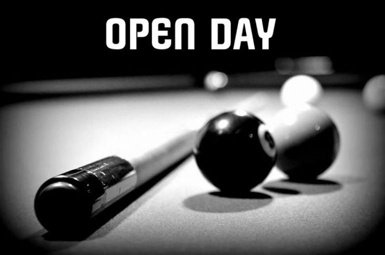 OPEN DAY w House of Pool - płacisz raz i grasz ile chcesz!