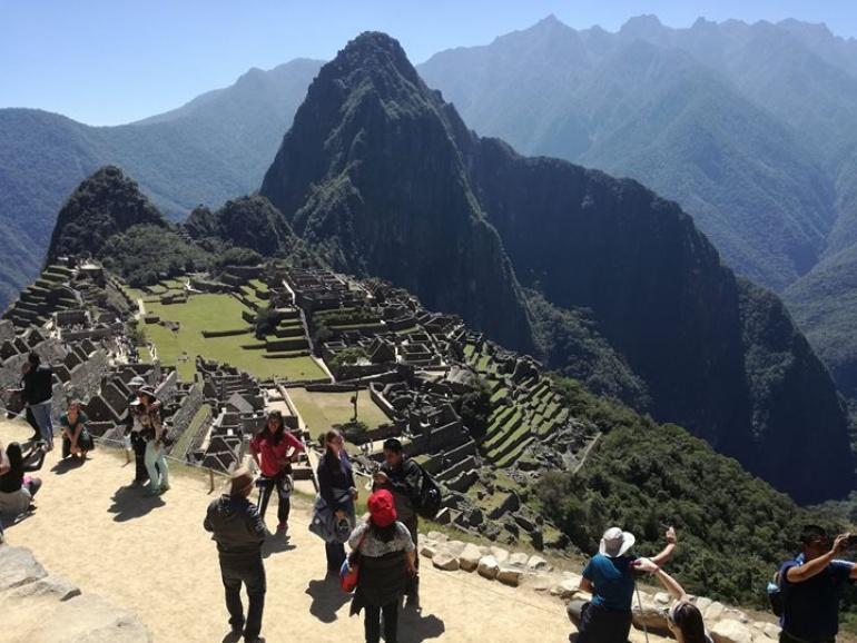 Podróż do Peru