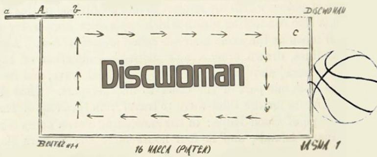 Brutaż #74 z Discwoman na Jasnej