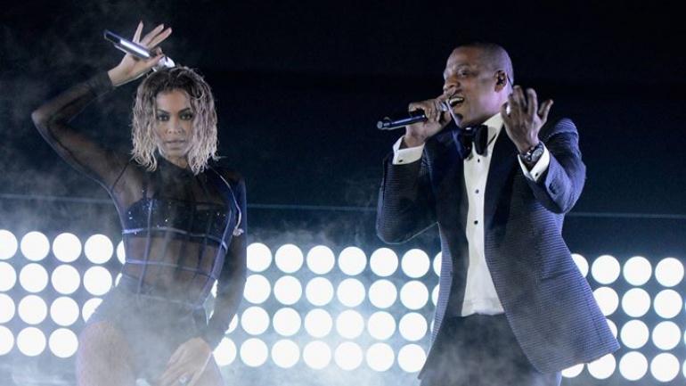Jay-Z i Beyoncé w Polsce