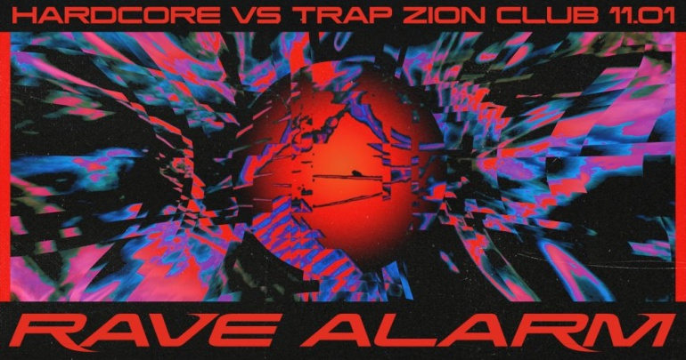 RAVE ALARM #63 Trap vs Hardcore