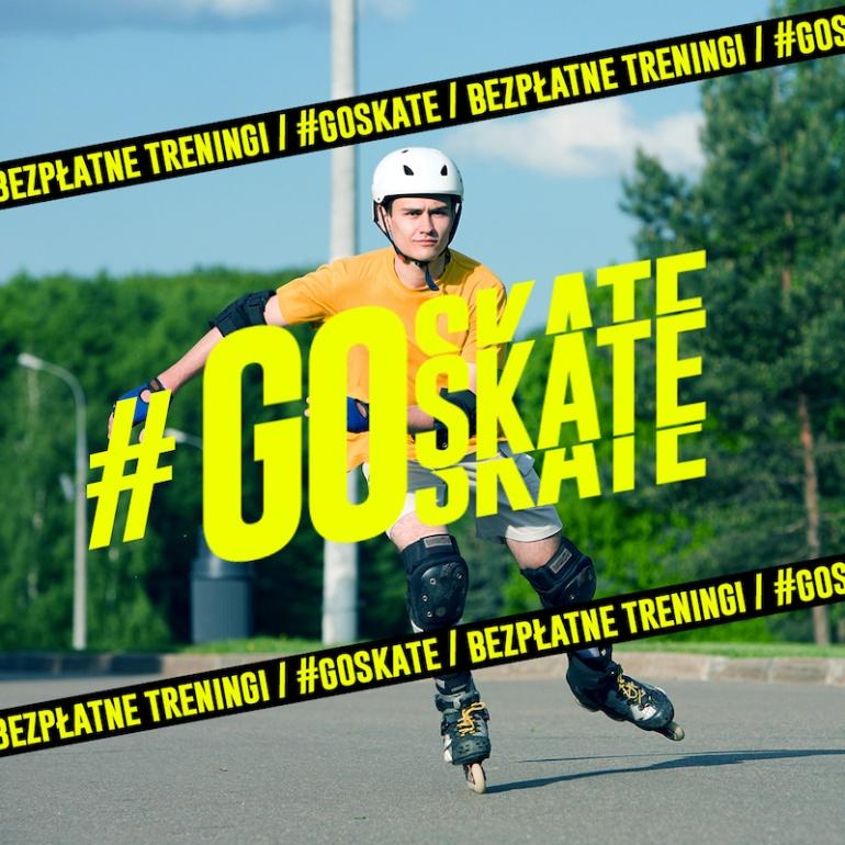 Darmowy trening #GOSkate