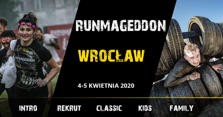Runmageddon Wrocław
