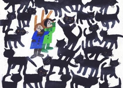 Wernisaż wystawy polskich ilustratorów