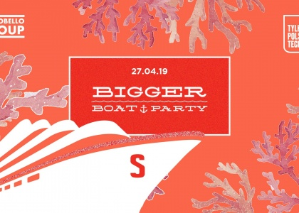 Bigger Boat Party 2019 | Rejs do Szwecji #3