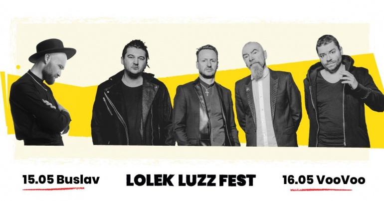 LOLEK LUZZ FEST:  koncerty Buslav i VooVoo