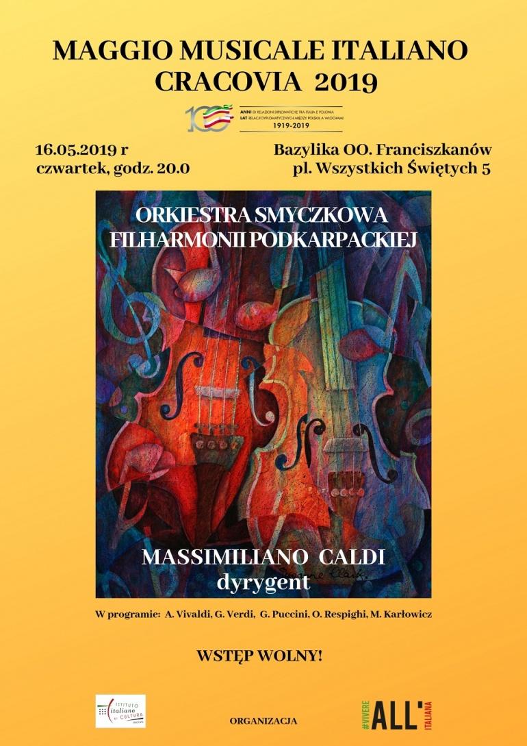 Festiwal MAGGIO MUSICALE ITALIANO