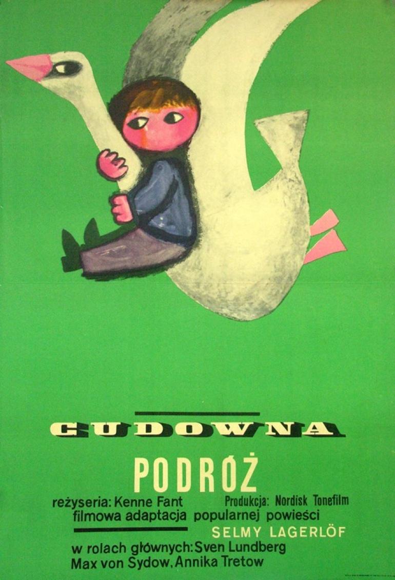 Cudowna podróż. Wystawa polskiego plakatu i ilustracji dla dzieci. JUŻ OD 29.05