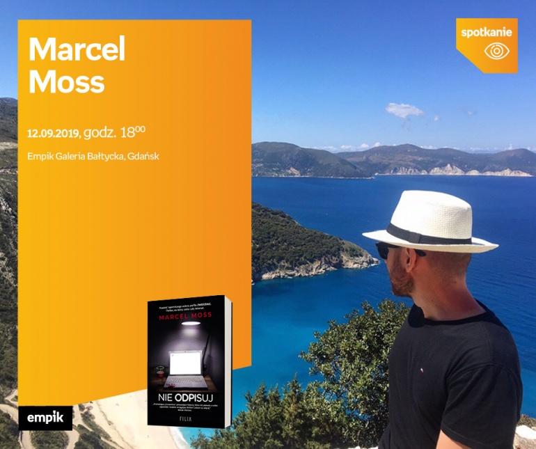 Marcel Moss